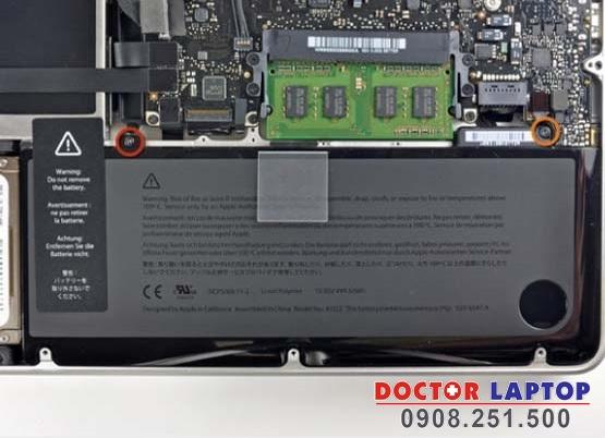 Pin macbook a1322 a1278 zin - 1