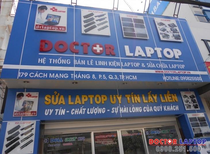 sửa laptop uy tín