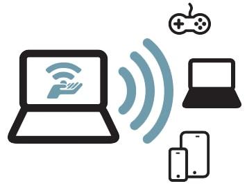 Phát wifi từ laptop sang điện thoại bằng những thủ thuật phần mềm đơn giản - 1