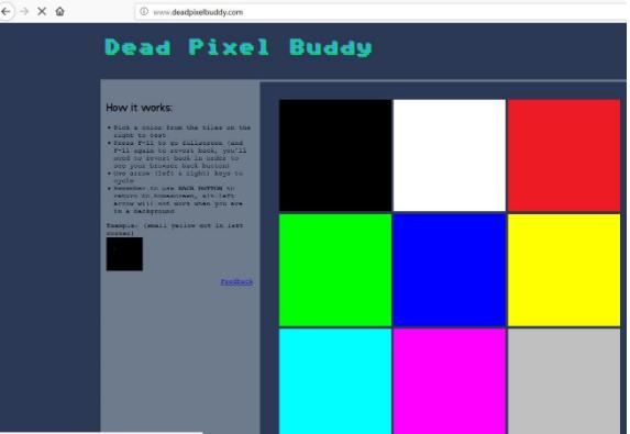 Cách kiểm tra điểm chết màn hình laptop - 2