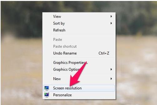Cách phóng to cỡ chữ trên màn hình laptop - 1