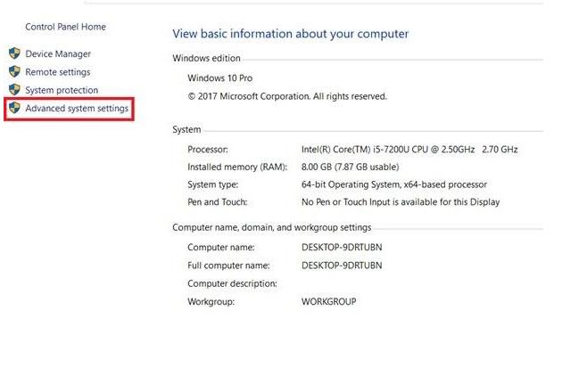 Hướng dẫn set thêm ram ảo cho máy tính - 4