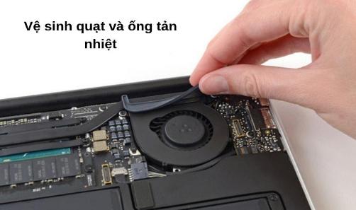 Hướng dẫn cách vệ sinh laptop tại nhà đơn giản - 3