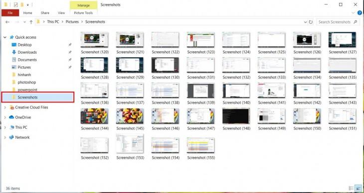 Các cách chụp màn hình máy tính laptop không cần cài thêm phần mềm - 2