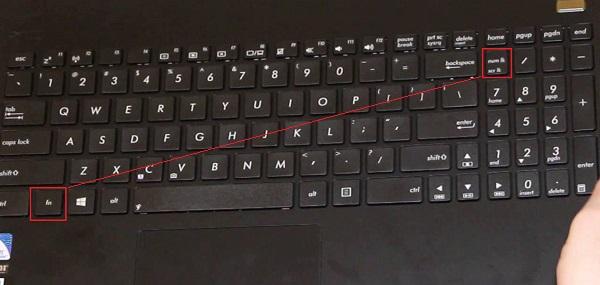 Cách khắc phục bàn phím máy tính bị lỗi đánh chữ ra số hiệu quả nhất - 1