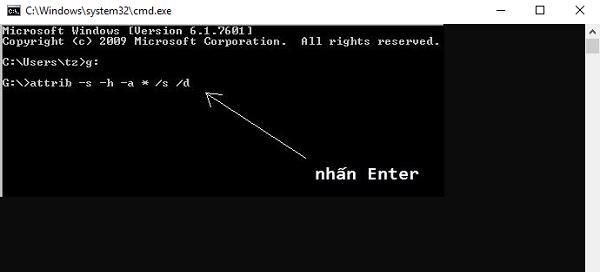 Cách khắc phục  máy tính nhận usb nhưng không mở được  - 10