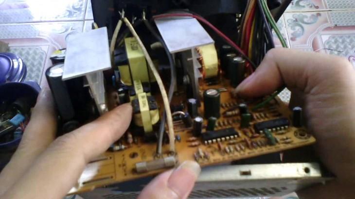 Hướng dẫn cách sửa nguồn máy tính bị sụt áp tại nhà hiệu quả nhất  - 1