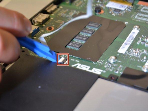 Cách tháo pin laptop asus k455l x454l x455l f455l - 3