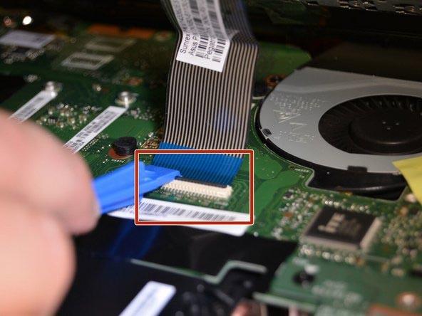 Cách tháo pin laptop asus k455l x454l x455l f455l - 4