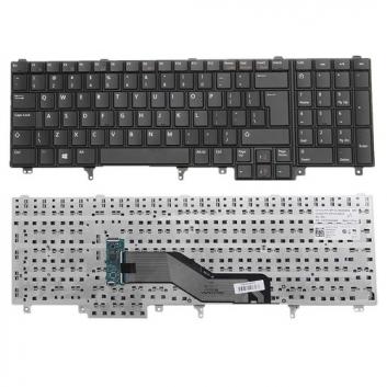 Bàn phím Dell Precision M6400, Thay bàn phím laptop Dell M6400
