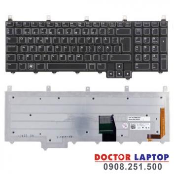 Bàn phím Dell Alienware M18x, Thay bàn phím laptop Dell M18x