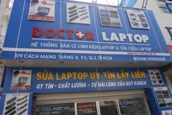 Địa chỉ sửa laptop uy tín tại TPHCM - Sửa nhanh lấy liền