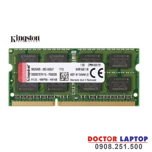 Ram laptop 8GB DDR3 Buss 1600