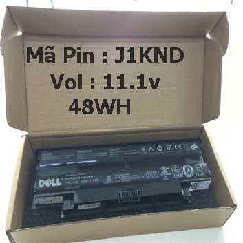 Pin Laptop Dell Inspiron N4010