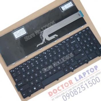 Bàn phím Dell Inspiron 3559, Thay bàn phím laptop Dell 3559
