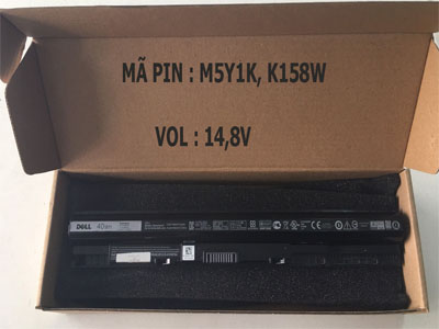 Pin Laptop Dell 5758 ( ZIN ) | Thay Pin Laptop Dell 17-5758 HCM