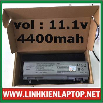 Pin Laptop Dell Latitude E6400 Chất Lượng Cao ( 11.1V, 48Wh )