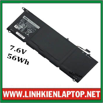 Pin Laptop Dell Xps 13-9360 ( Zin )