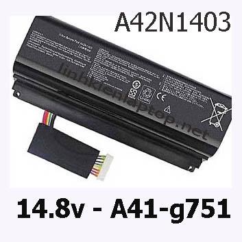 Pin Laptop Asus G751 G751J