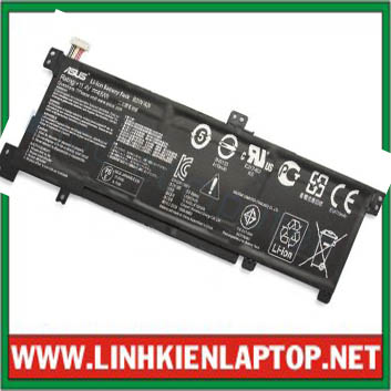 Pin Laptop Asus K401L