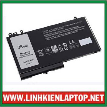 Pin Laptop Dell Latitude E5270 Chính Hãng ( 11.1V, 38Wh )