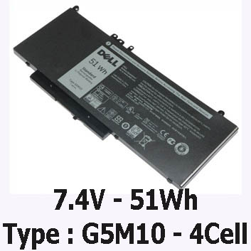 Pin Laptop Dell Latitude E5550
