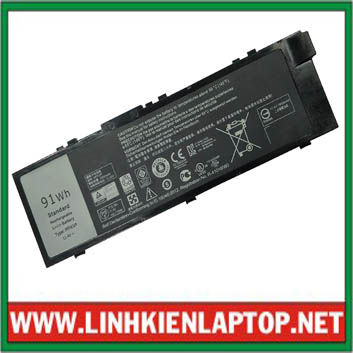 Pin Laptop Dell 7510