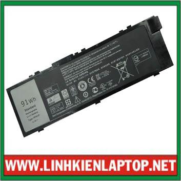 Pin Laptop Dell Precision 7710