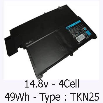 Pin Laptop Dell Vostro 3360 Chính Hãng ( 14.8V, 49Wh )