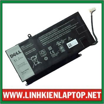 Pin Laptop Dell Vostro 5560 Chính Hãng ( 11.1V, 51.2Wh ) Tại Tphcm
