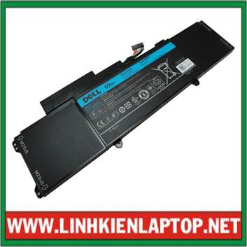 Pin Laptop Dell Xps 14-L421x Chinh Hãng ( 14.8V, 49Wh )
