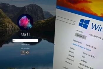 Hướng dẫn cách thay đổi tên người dùng trên máy tính