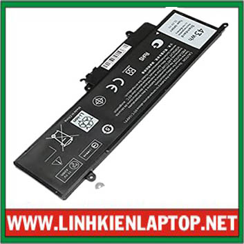 Pin Laptop Dell Inspiron 7348 - Zin