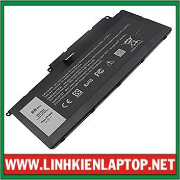 Pin Laptop Dell inspiron 7537 - Chính Hãng
