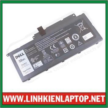Pin Laptop Dell Inspiron 7547 - Chính Hãng