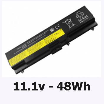 Pin Laptop Lenovo ThinkPad W530 ( 48Wh ) Chất Lượng Cao Giá Rẻ