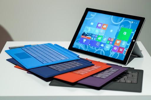 Thay màn hình Surface Pro 1