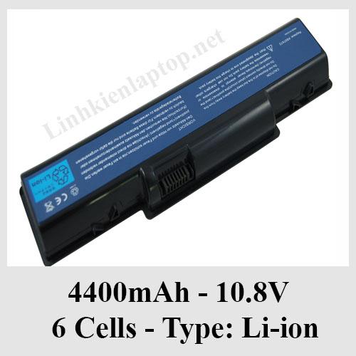 Pin Laptop Acer Aspire 4551