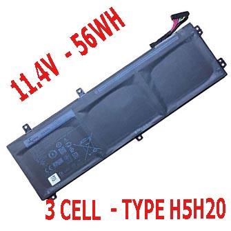 Pin laptop Dell Inspiron 7591