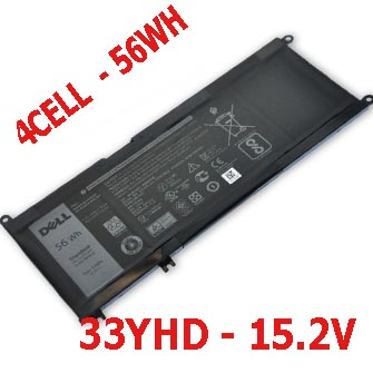 Pin laptop Dell Inspiron 7786
