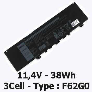 Pin Laptop Dell Inspiron 7386