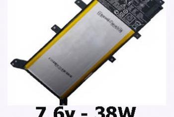 Cách tháo pin laptop asus K555L X554L X555L F555L