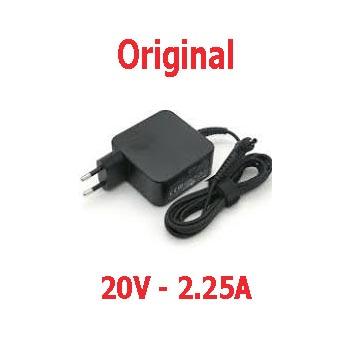 Sạc Lenovo 20V-2.25A đầu nhỏ
