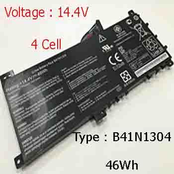 Pin Laptop Asus S451L S451LA S451
