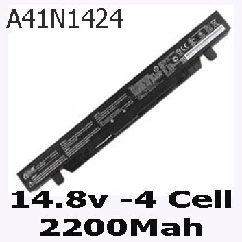 Pin Laptop Asus GL552VX - Chính Hãng