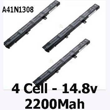 Pin Laptop Asus F451C