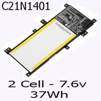 Pin Laptop Asus F454L F454LA F454 - Chính Hãng