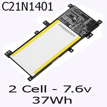 Pin Laptop Asus K455L - Chính Hãng