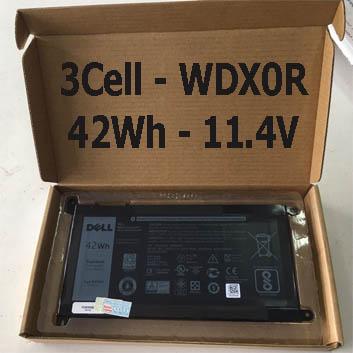 Pin Laptop Dell WDX0R - Chính Hãng