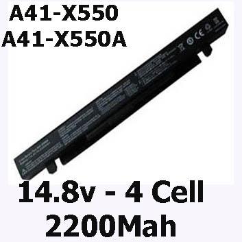 Pin Laptop Asus A41-X550A X550A